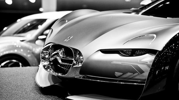 Projet: Citroën Survolt | Du haut du Nord