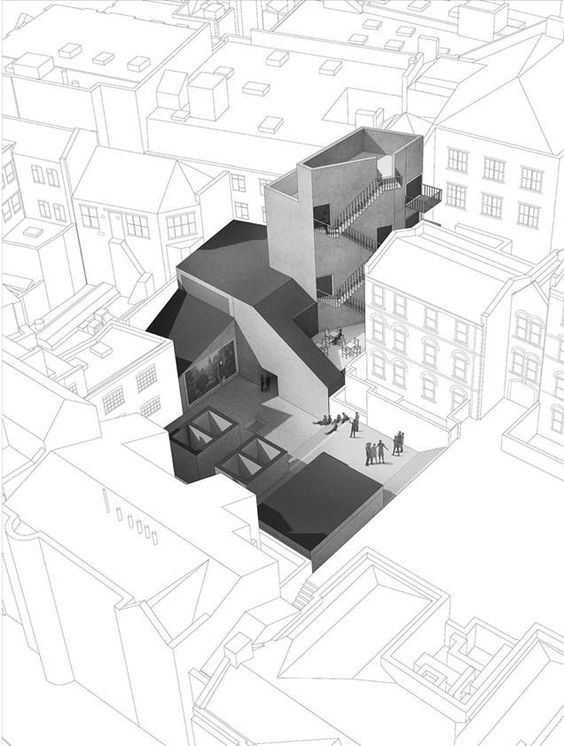 Site overview   Rory Hume   Welsh School of Architecture, Masters Graduate Show   2013   different expression   Pinterest