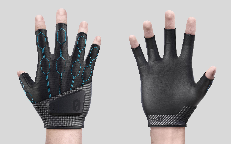 Zerokey Glove — BEBOP