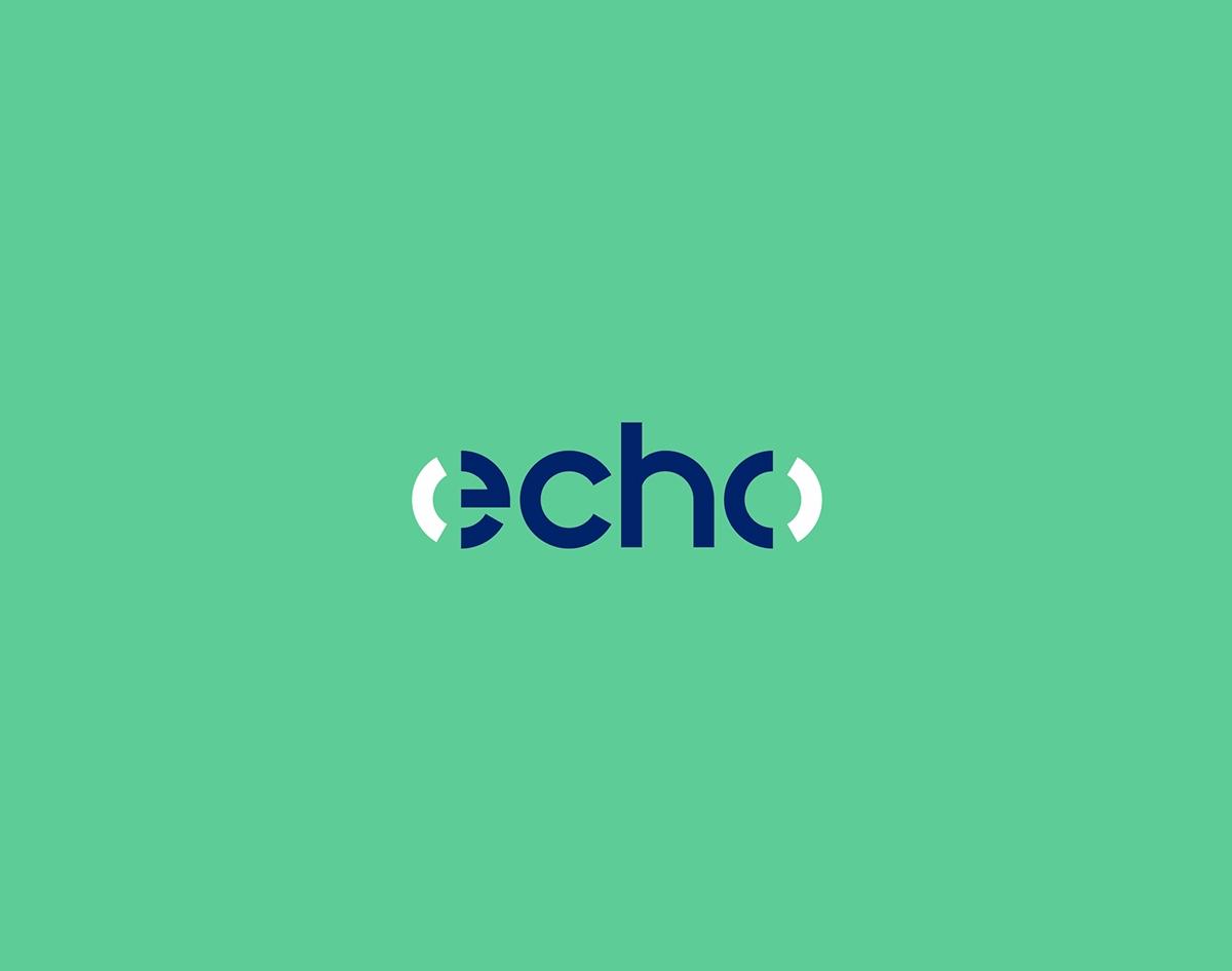 Echo smartphones - Identity design & branding on