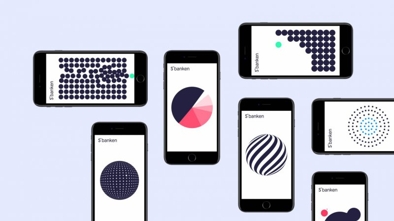 Sbanken: Bank made simple.   Corporate Identity Portal