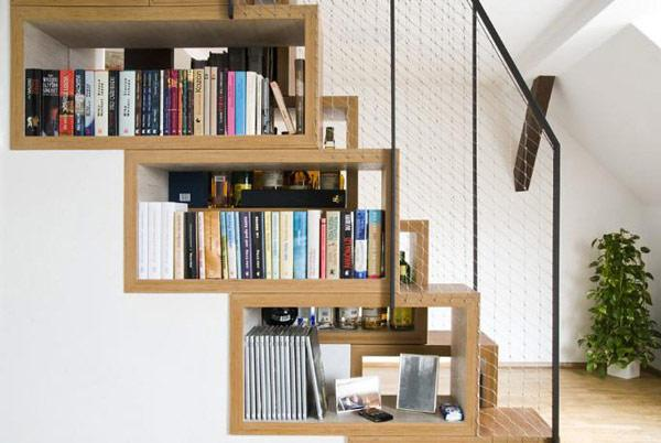 30 Under Stair Shelves and Storage Space Ideas | Freshome