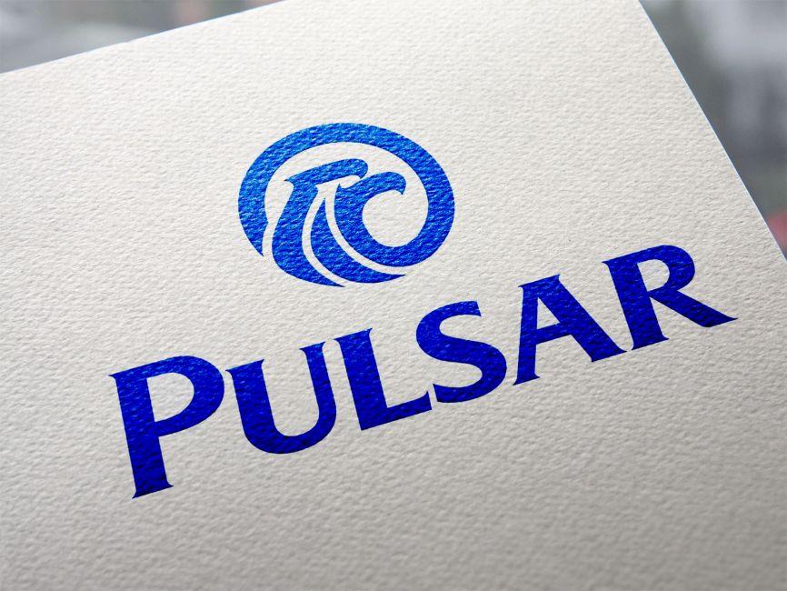 Pulsar Vector Logo - Logowik.com