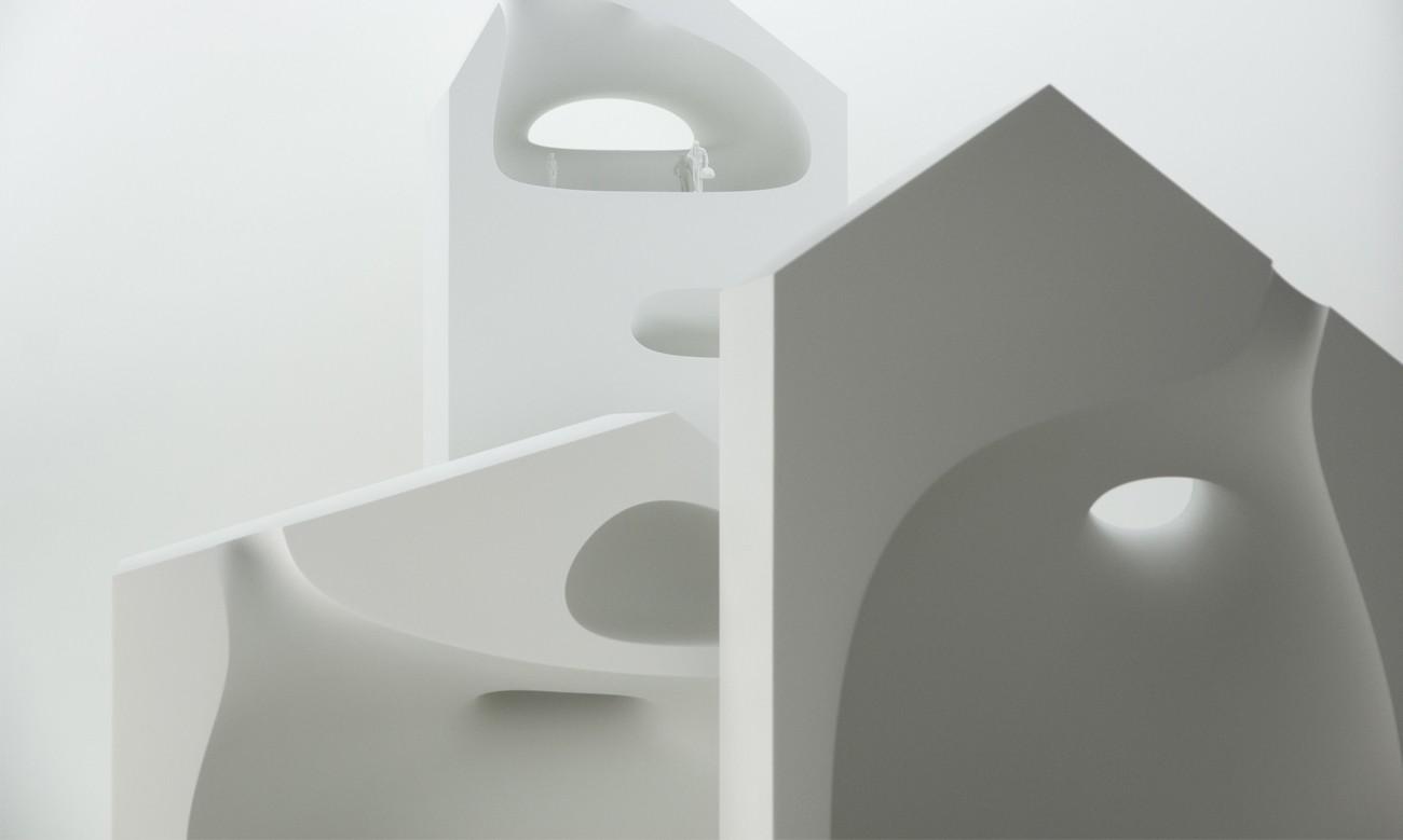 DISSECTED ARCHITECTURE | Shiro Studio