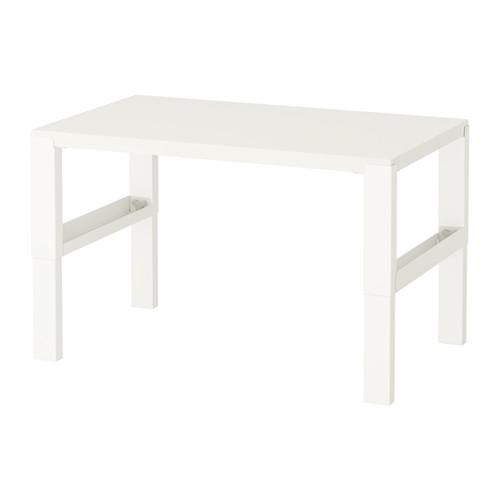 PÅHL Desk - white - IKEA