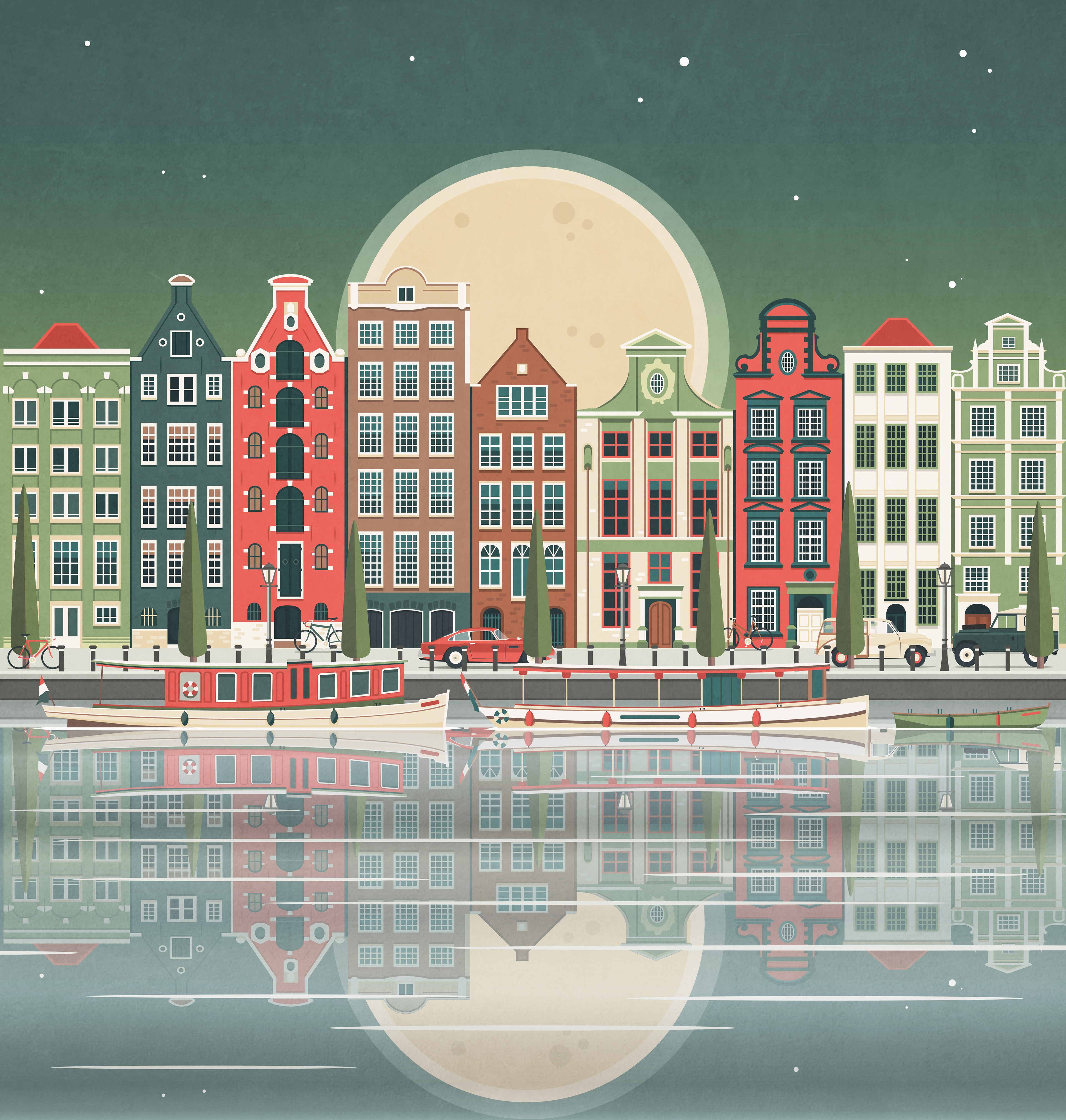 Amsterdam on