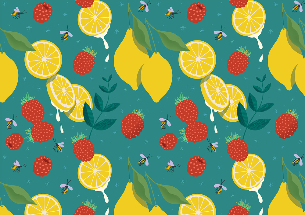 Fruity Patterns on