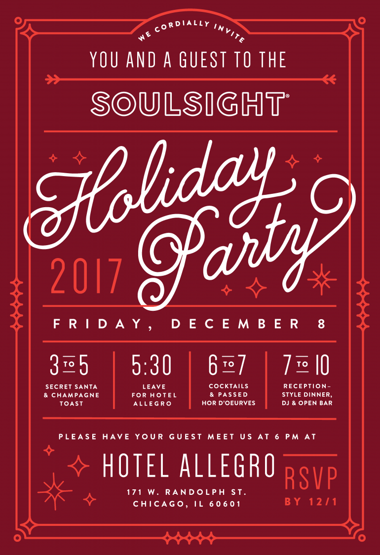Holiday Party by Allison Cruwys on Inspirationde