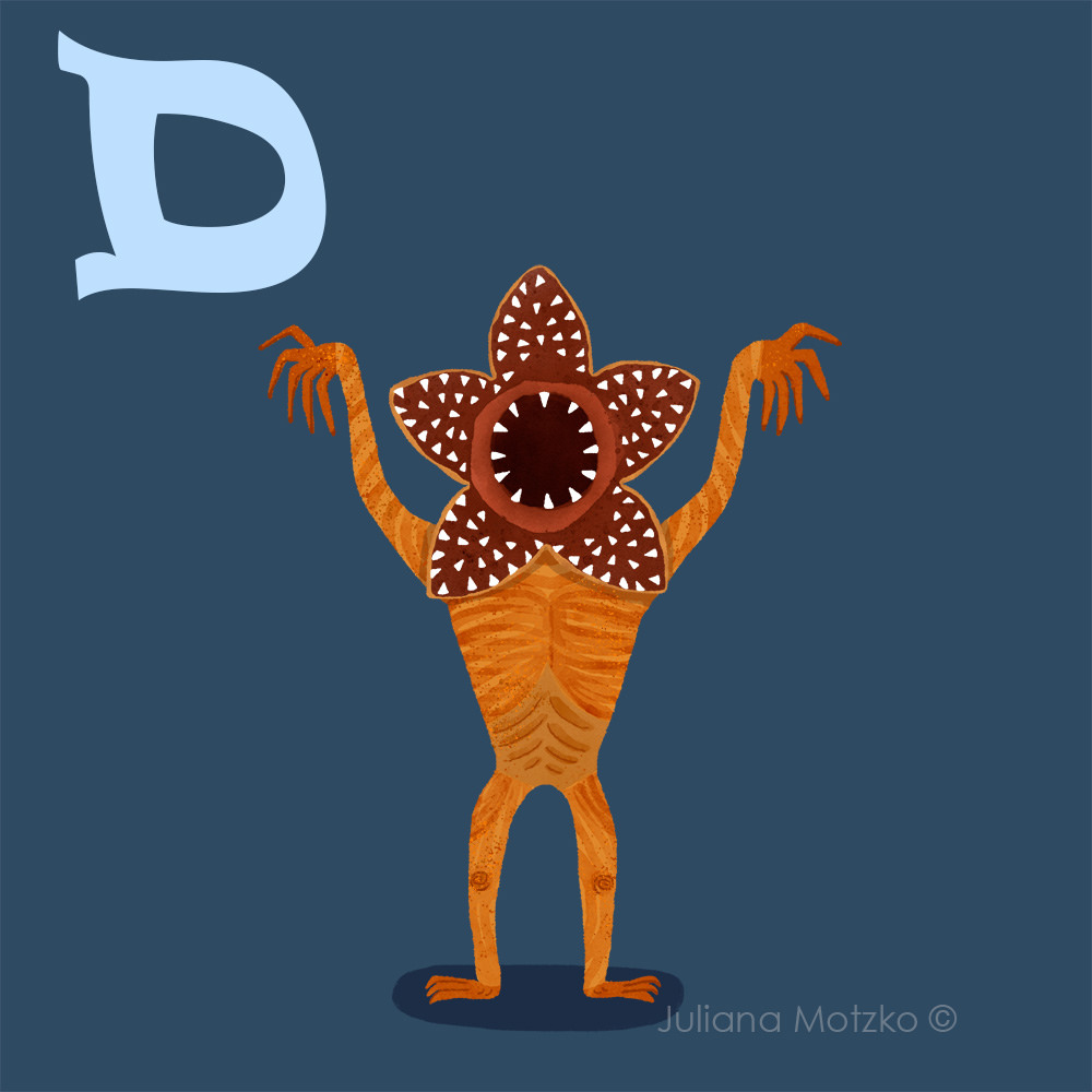 All sizes | D is for Demogorgon | Flickr - Photo Sharing!