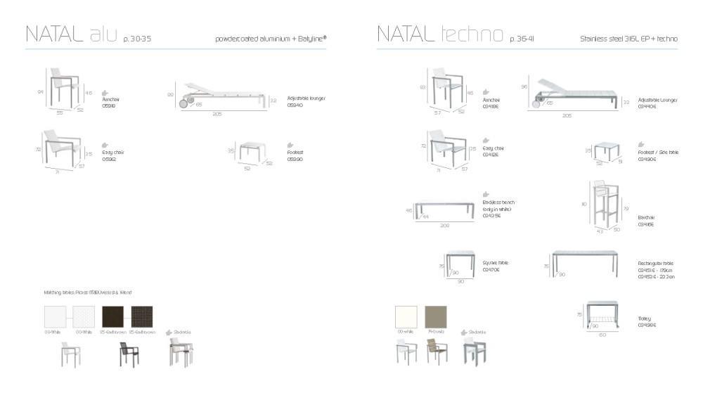 TRIBU - TRIBÙ - (Version JPG) - Page n° 52 - PDF Catalogues | Documentation | Brochures