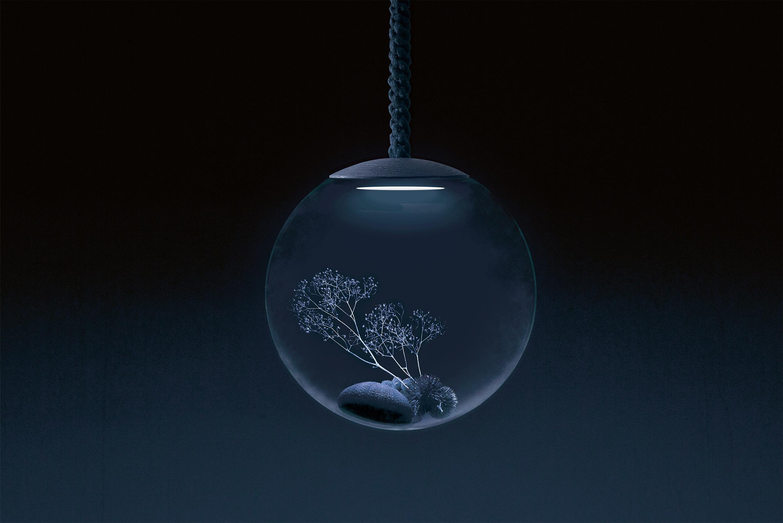 Ryota Yokozeki Studio — AIZOME light