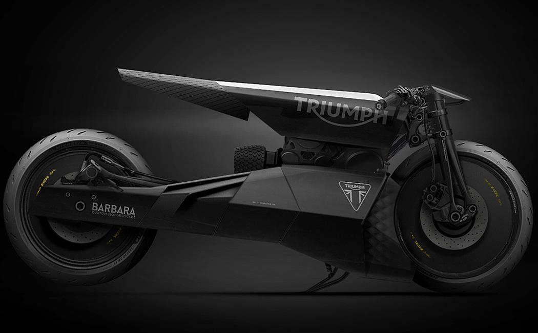 A dream on two wheels | Yanko Design