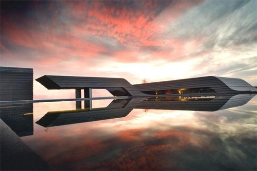 L'architecture moderne et design d'intérieur | # 317 | De le Nord