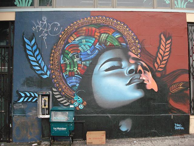 Incroyable art de la rue et les graffitis | Du haut du Nord