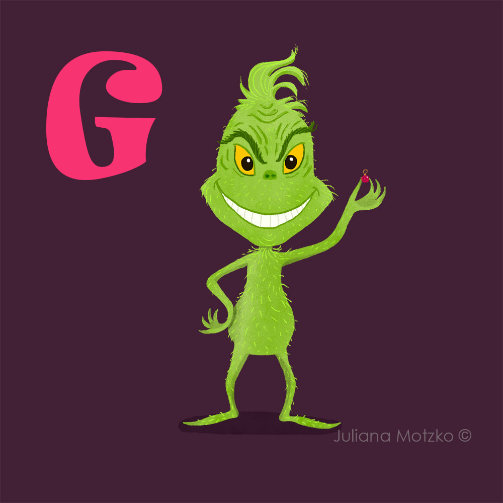 All sizes | G is for Grinch! | Flickr - Photo Sharing!