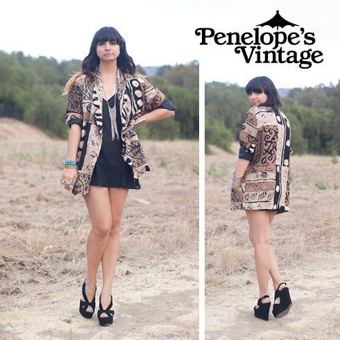 Vintage Coalition : PENELOPES VINTAGE