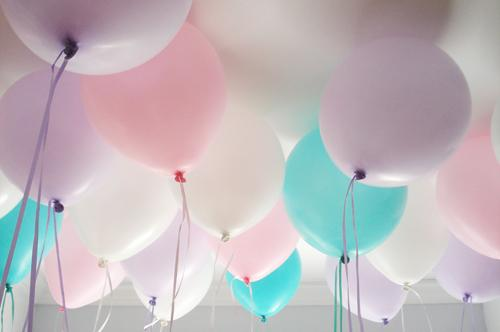 All sizes | Pastel Balloons | Flickr - Photo Sharing!