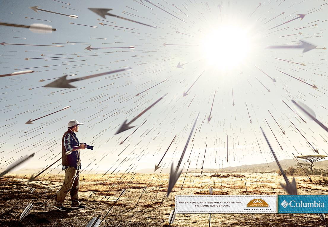 "Columbia Sportswear: Arrows | Ads of the Worldâ""¢"