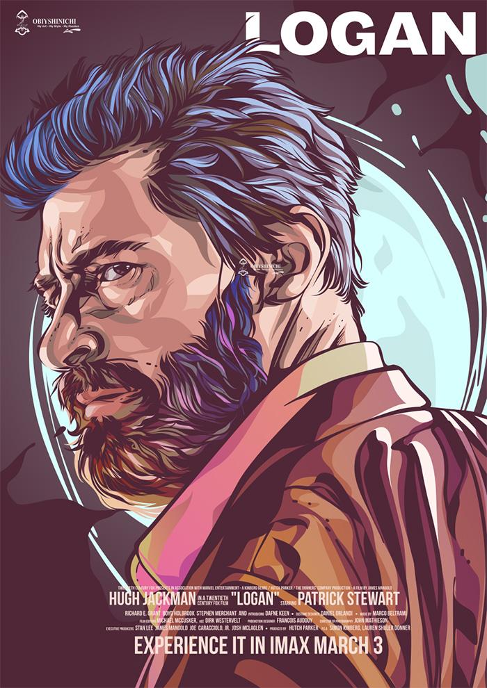 Logan by Obiy Shinichi on Inspirationde