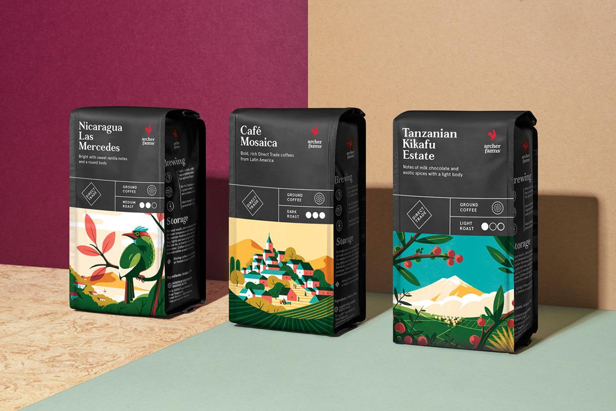 Archer Farms Coffee on