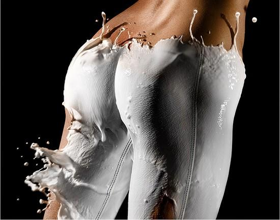 Milk Splash Photography Along With hot Girls | Bloggs74