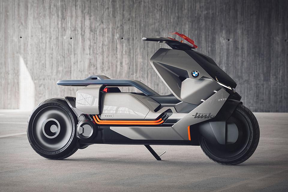 BMW Motorrad Concept Link | Uncrate