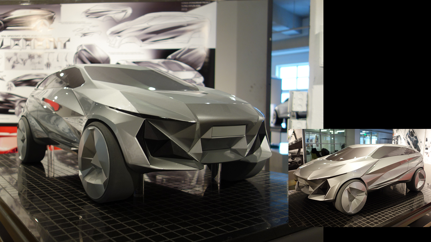 Lexus Facet on