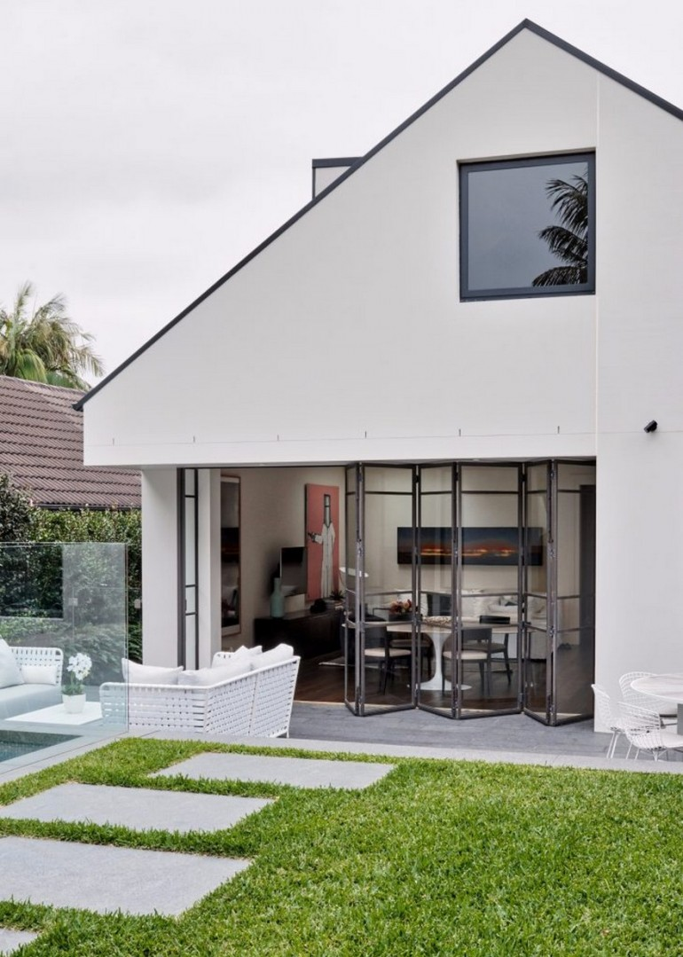 Mosman Residence: Stunning Contemporary Extension by Daniel Boddam on Inspirationde