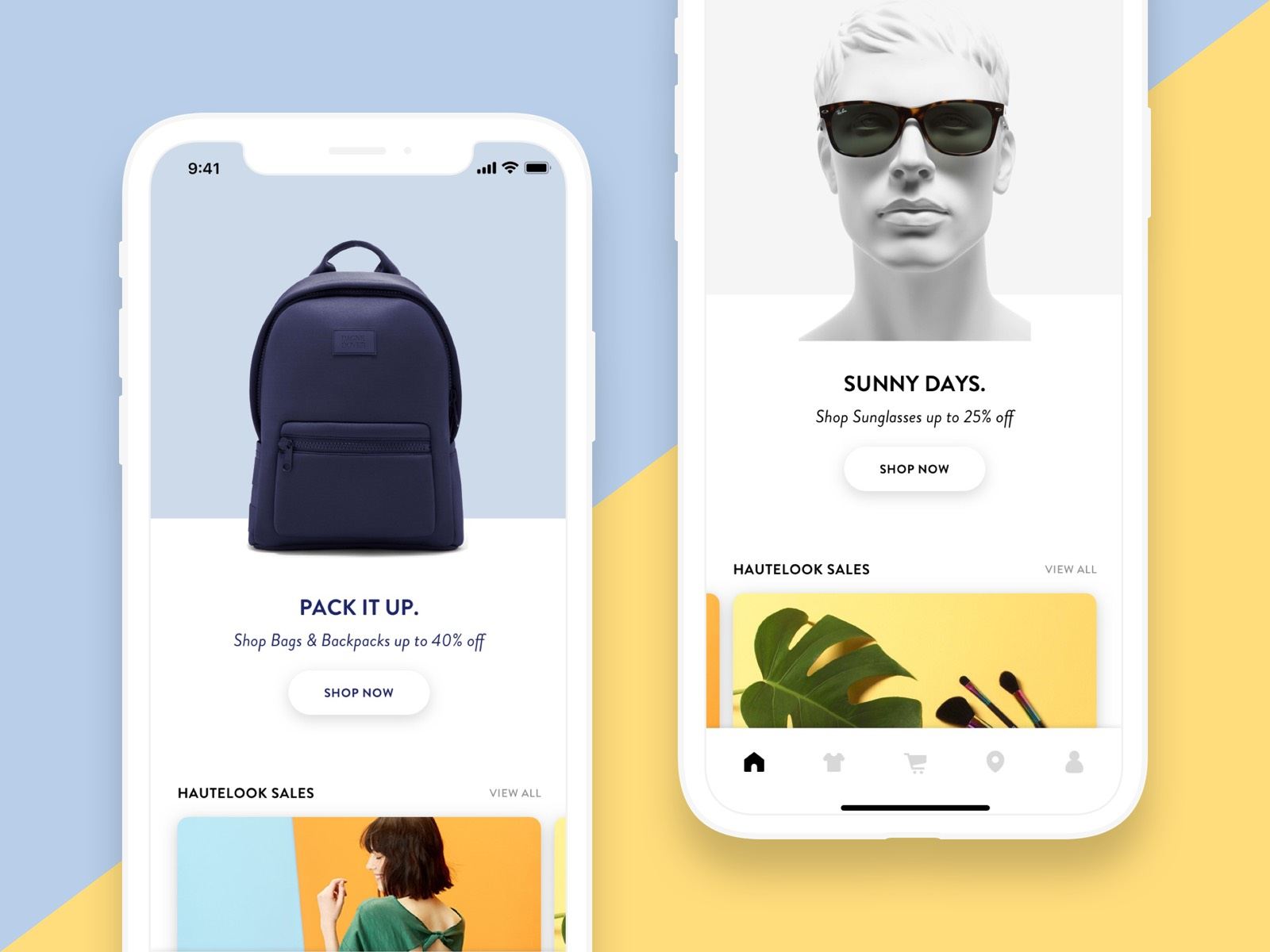 UI Inspiration: This week's selections from Samuel Medvedowsky, Barbara Morrigan and more