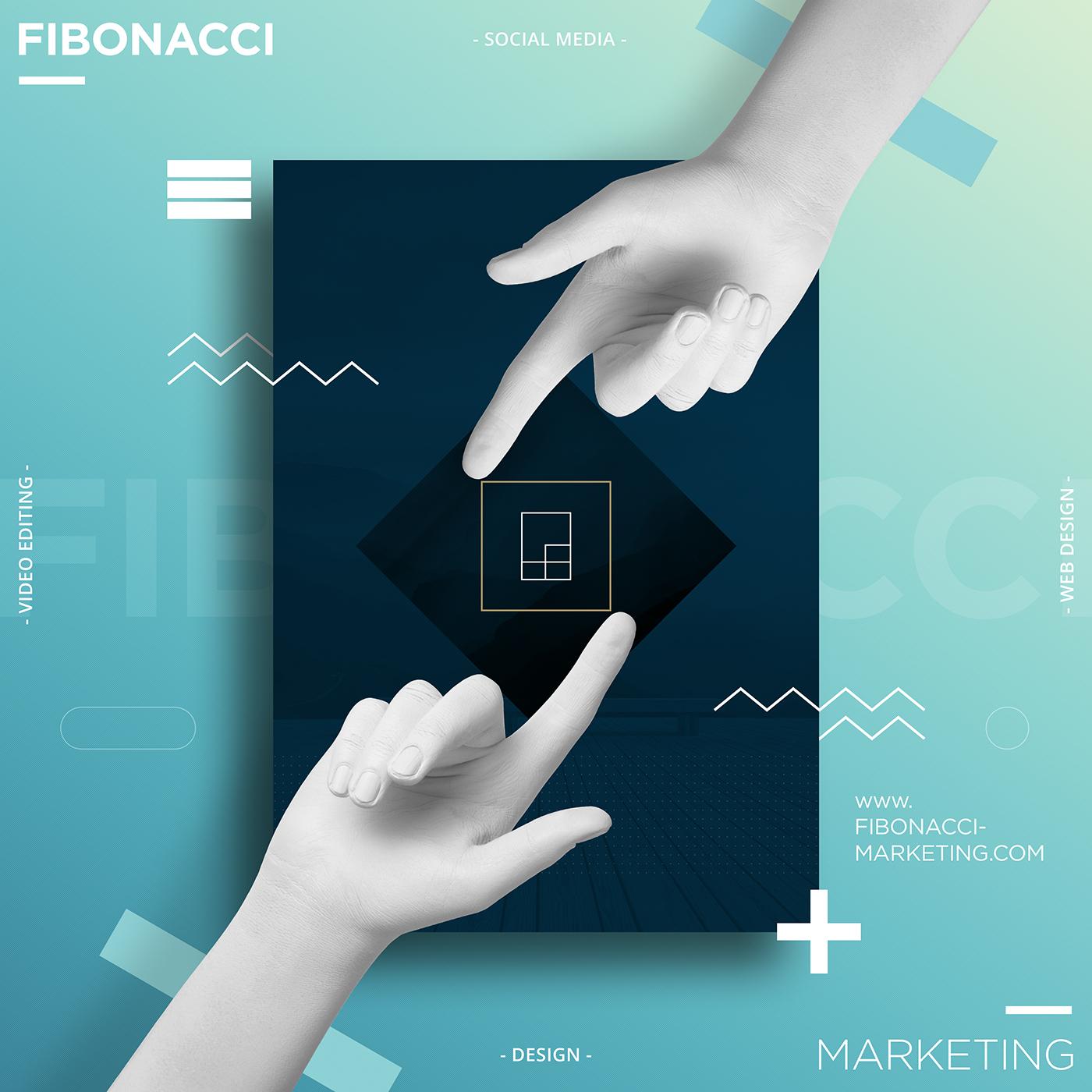 Fibonacci Marketing Post on