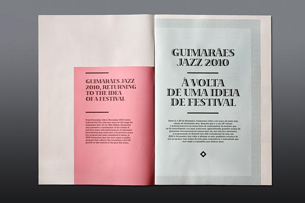 JAZZ JOURNAL 2010 on the Behance Network / Bench.li