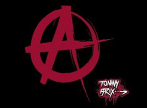 ANARCHY (SIGN/SYMBOL) - design Tommy Brix - Free Vector Art - Download Free Vector Art Graphics at Vecteezy!