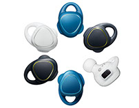Samsung Gear IconX2 on