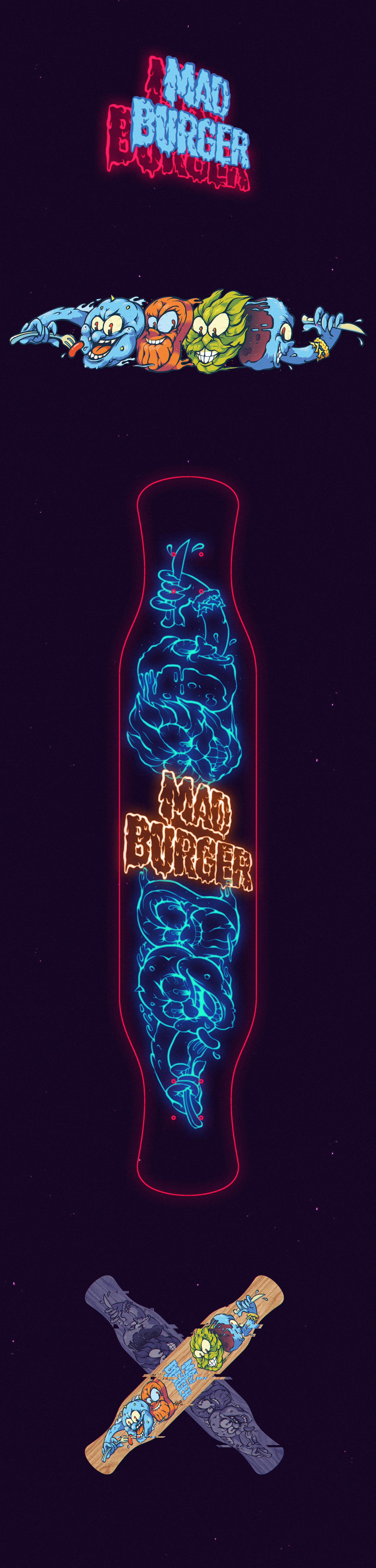 Mad Burger on