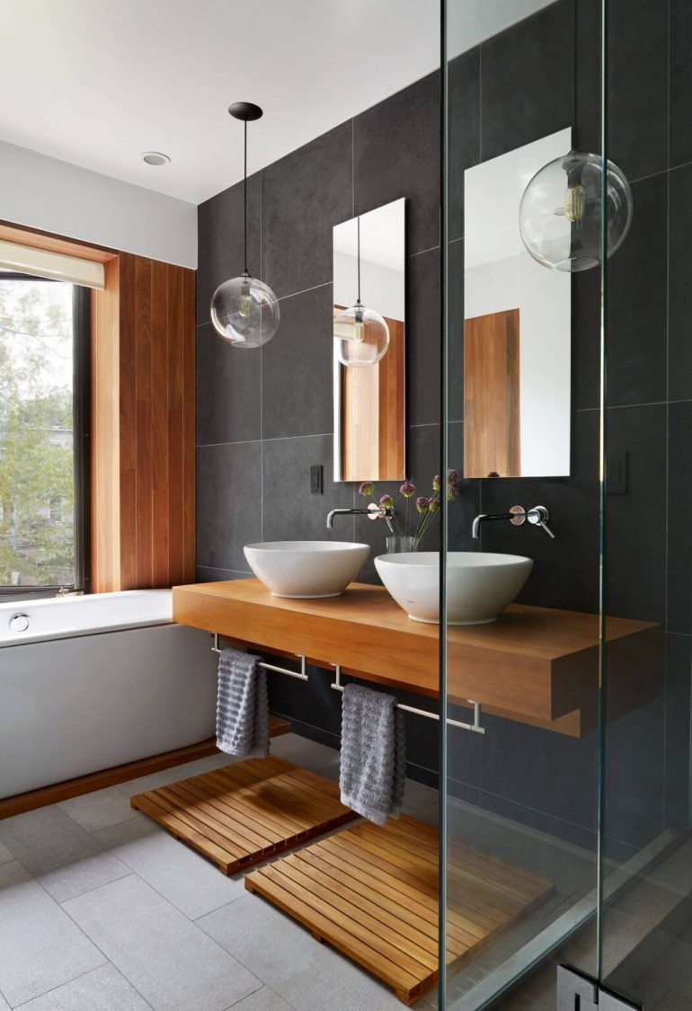 Townhouse by Etelamaki Architecture on Inspirationde