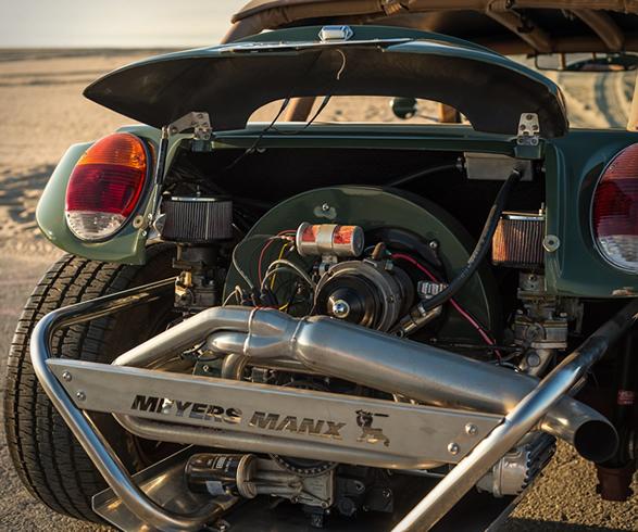 1965 Manx Dune Buggy