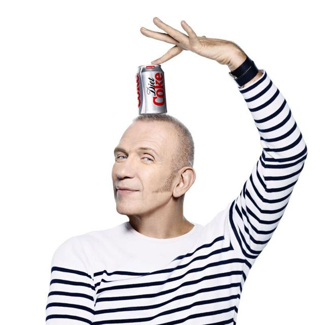 Diet Coke x Jean Paul Gaultier ?????????