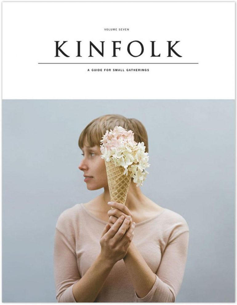 Kinfolk Leads New Voices In Indie Publishing on Inspirationde