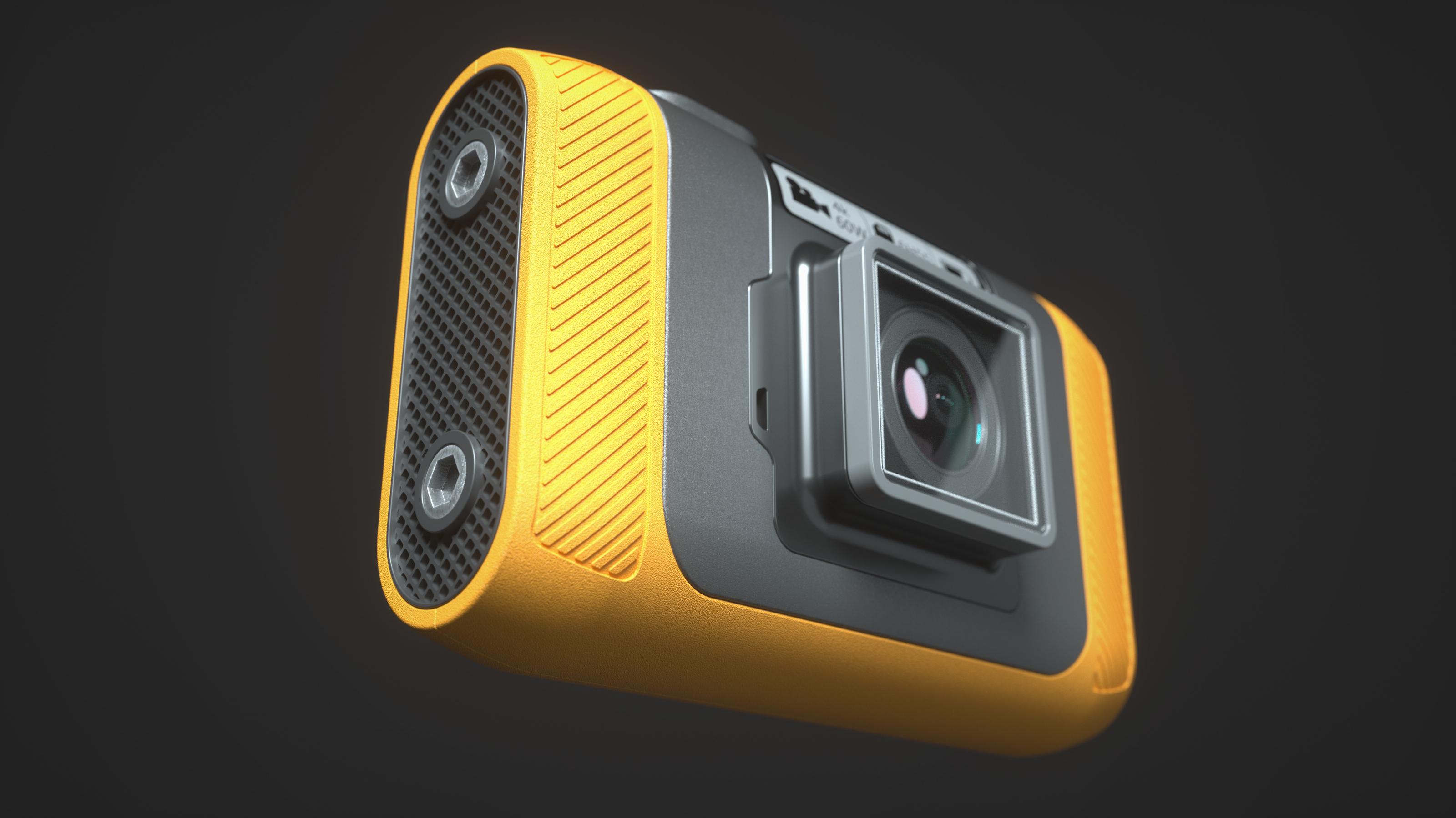 Motion Camera on