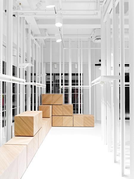 D&V / Guise Architects - Brendan Austin: Studio