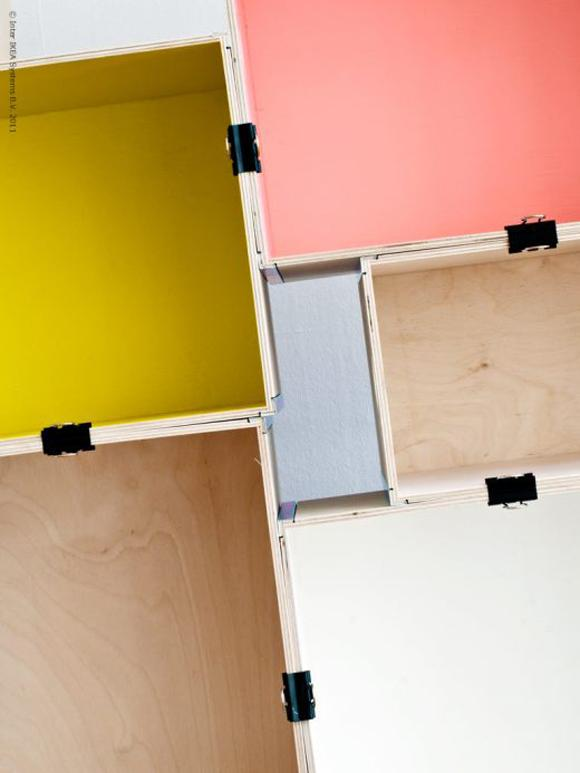 Ikea DIY storage | sal & azucar