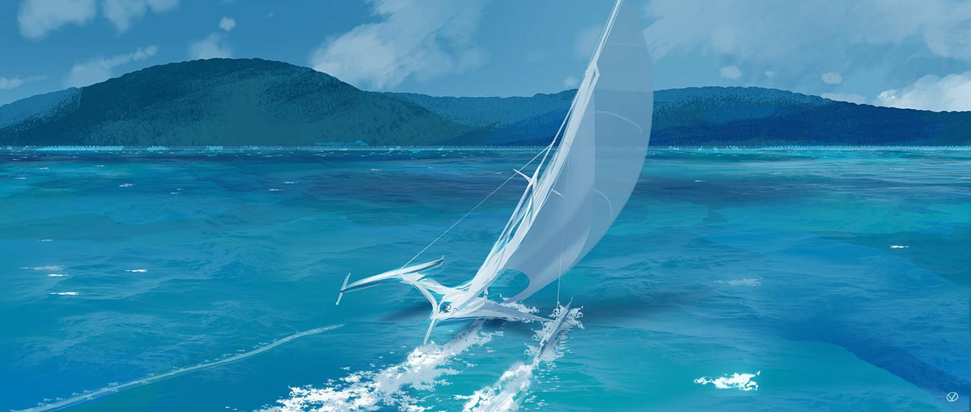 Ocean Machines on