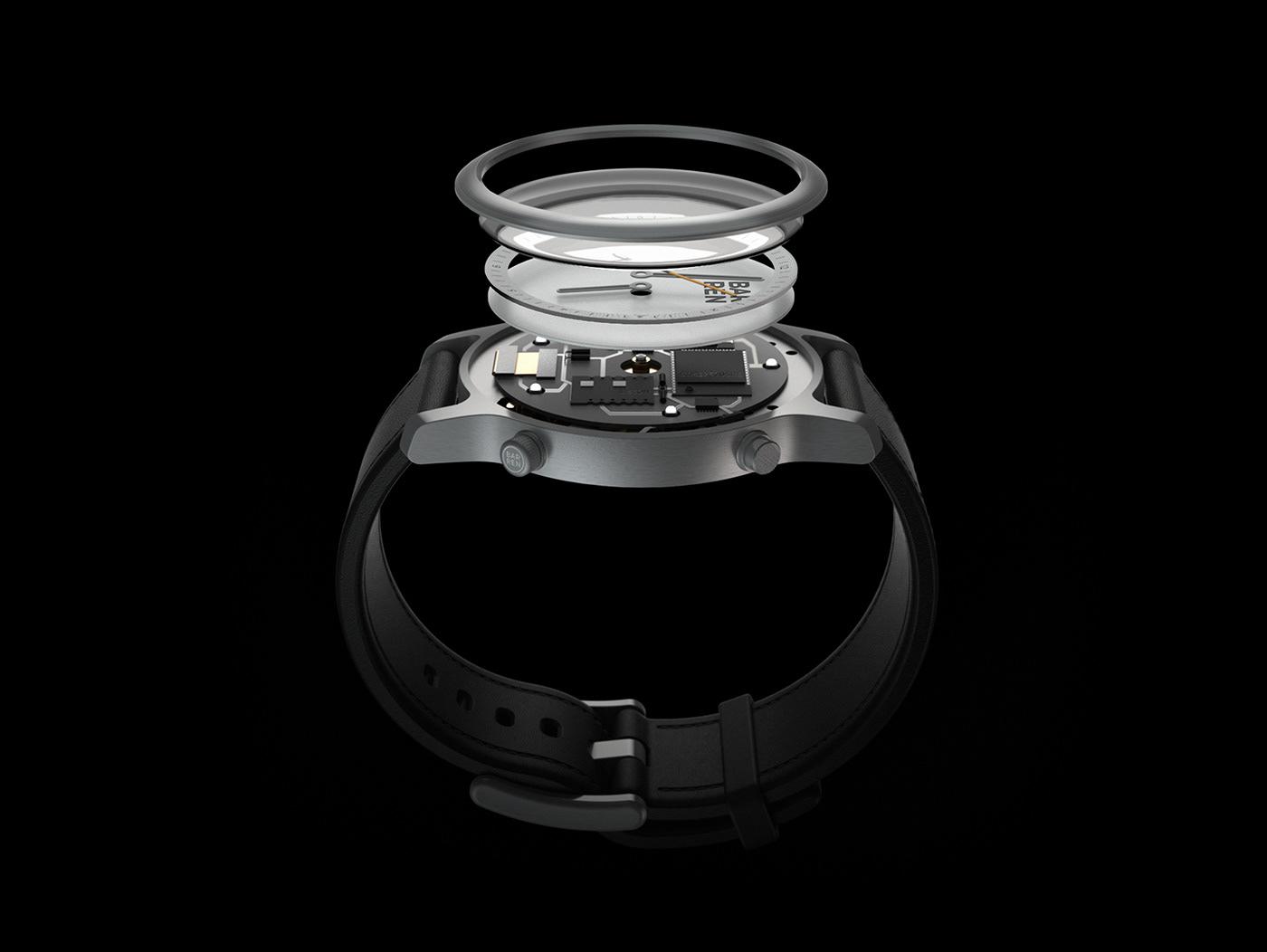 Mechanical Wearable (WIP) on