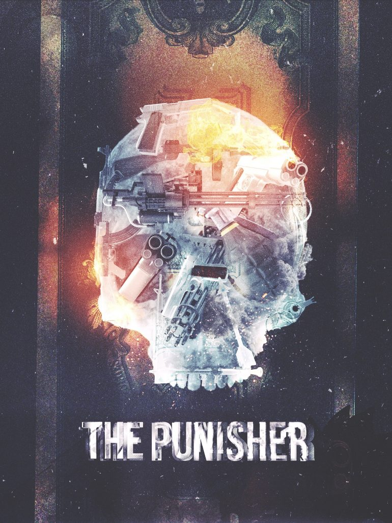 The Punisher on Inspirationde