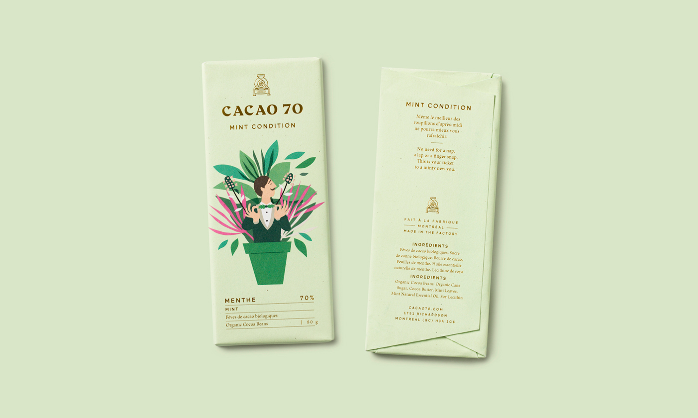 This Chocolate Brand Comes With Delightful Packaging Where Every Flavor Has Personality — The Dieline | Packaging & Branding Design & Innovation News