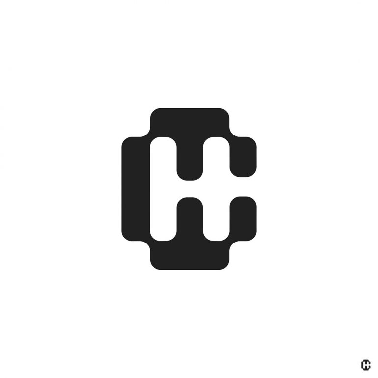 CH monogram by Tako Chabukiani on Inspirationde