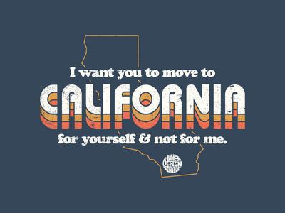 California Dreamin' by Benjamin Howes - Dribbble