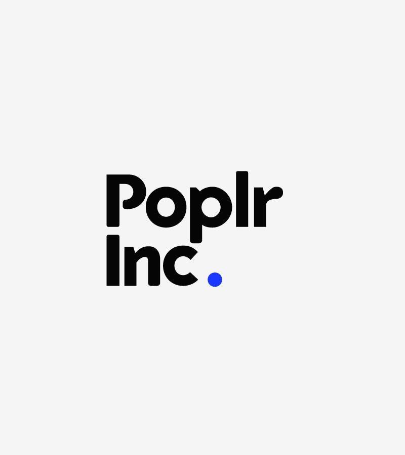 Poplr Inc. on Inspirationde