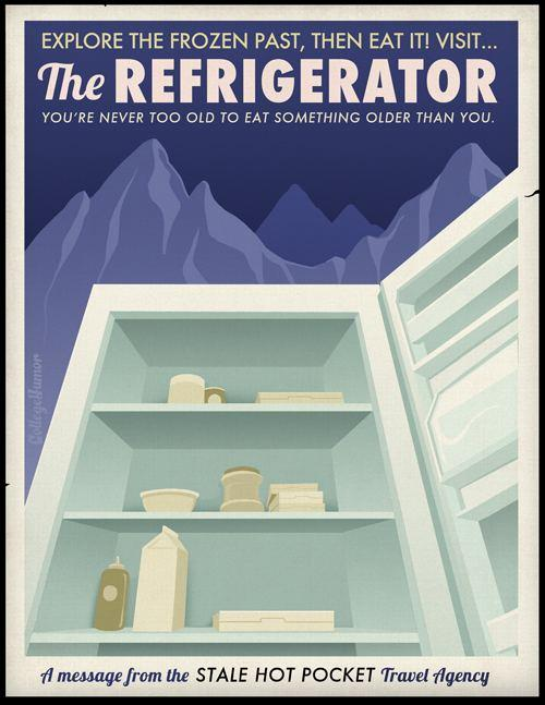 Travel Posters For Lazy People | InspireFirst