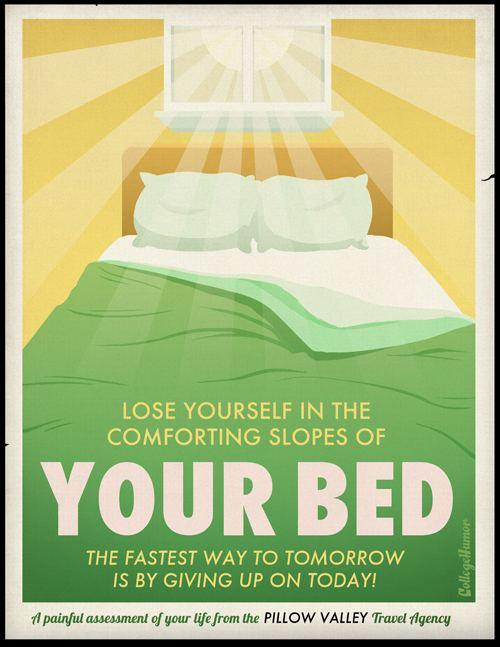 Travel Posters For Lazy People by Caldwell Tanner | -::[robot:mafia]::- .?l?l?. electronic beats ? visual art .?l?l?.